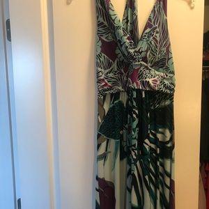 Soma halter dress